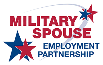 Military Spouse Employment Partnership supporter staffing
