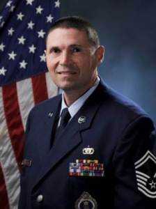 Marvin Daugherty (SMSgt E8 USAF)